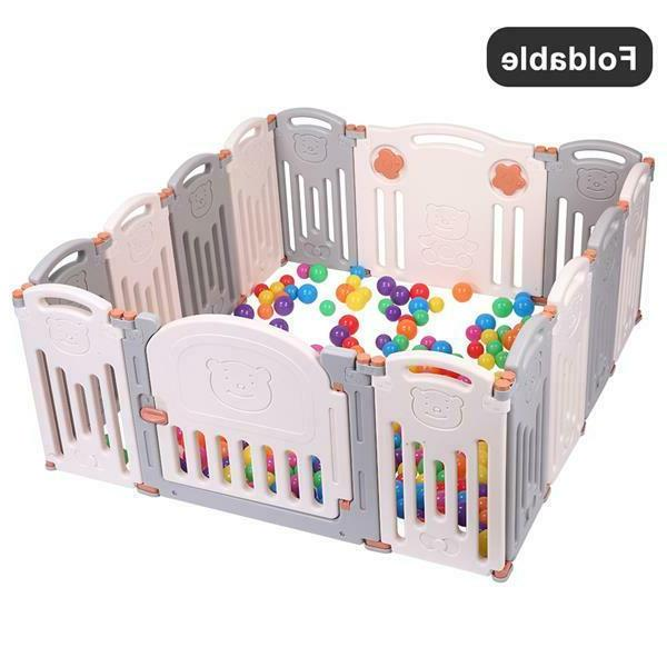Baby Folding playpen Activity Centre Yard