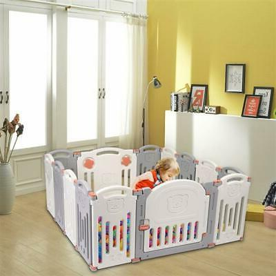 Baby Panel Safety Play Center Yard BT