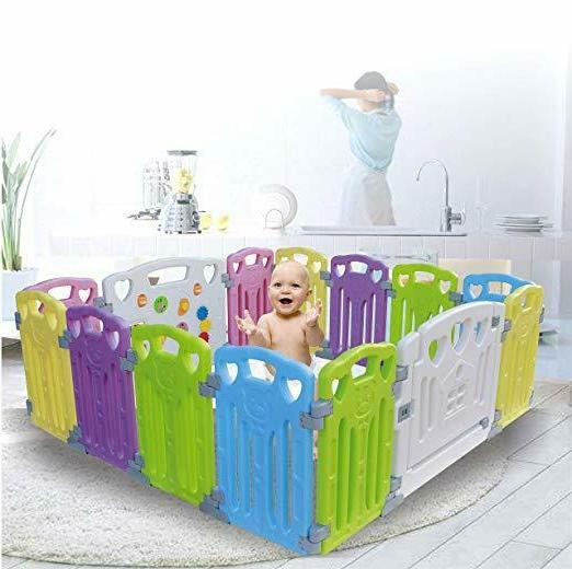 Baby Centre Safety Play Home Outdoor Open