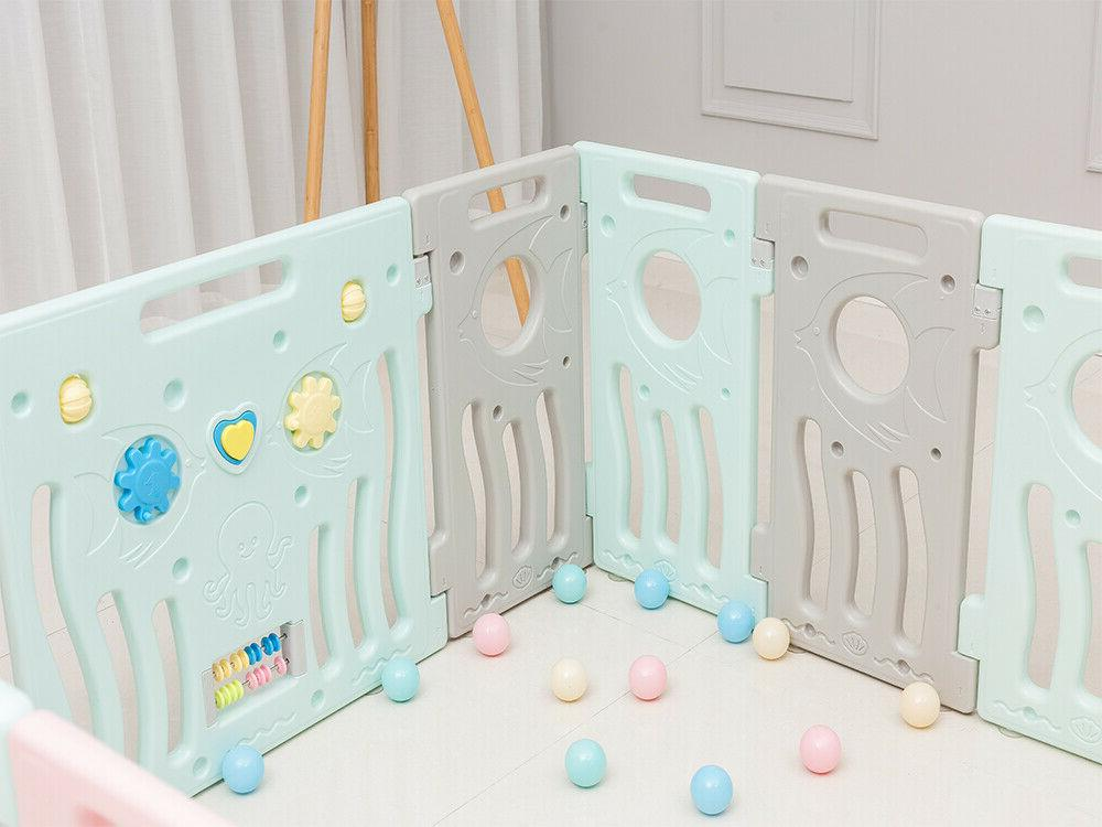 Buckland Infant Fence Indoor