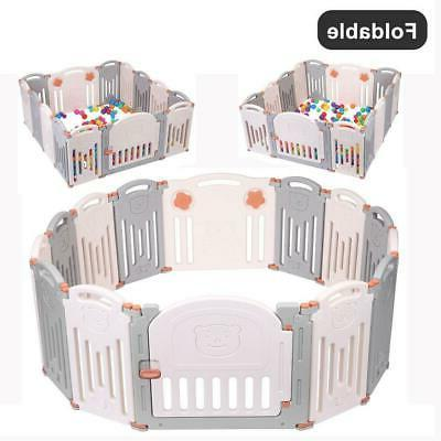 baby playpen kids panel safety play center
