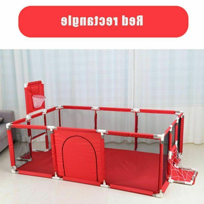 Baby Play Safety Fence Barrier