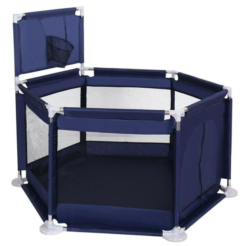 Foldable Baby Safety Center Play Pen