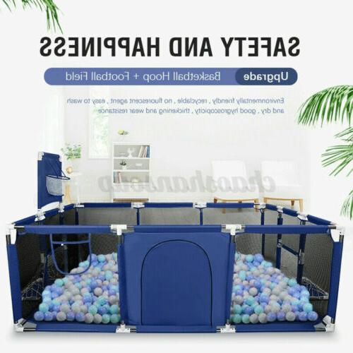 Baby Playpen Safety Yard Kid Toddler Activity Center