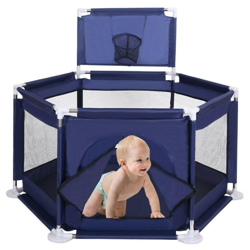 Foldable Safety Play Center Play Pen