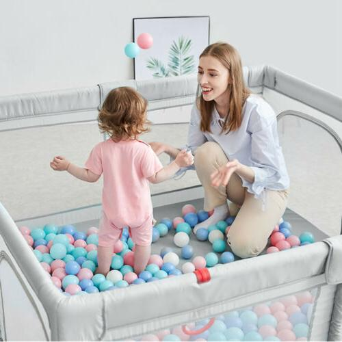 Baby Safety Kids Activity Large Playing