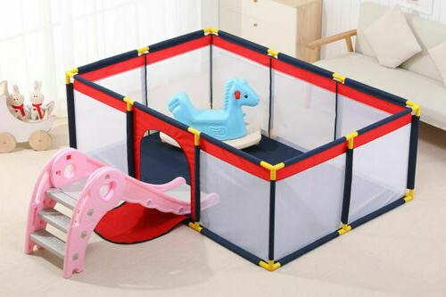 Baby Safety Play Toddler Foldable Activity Center