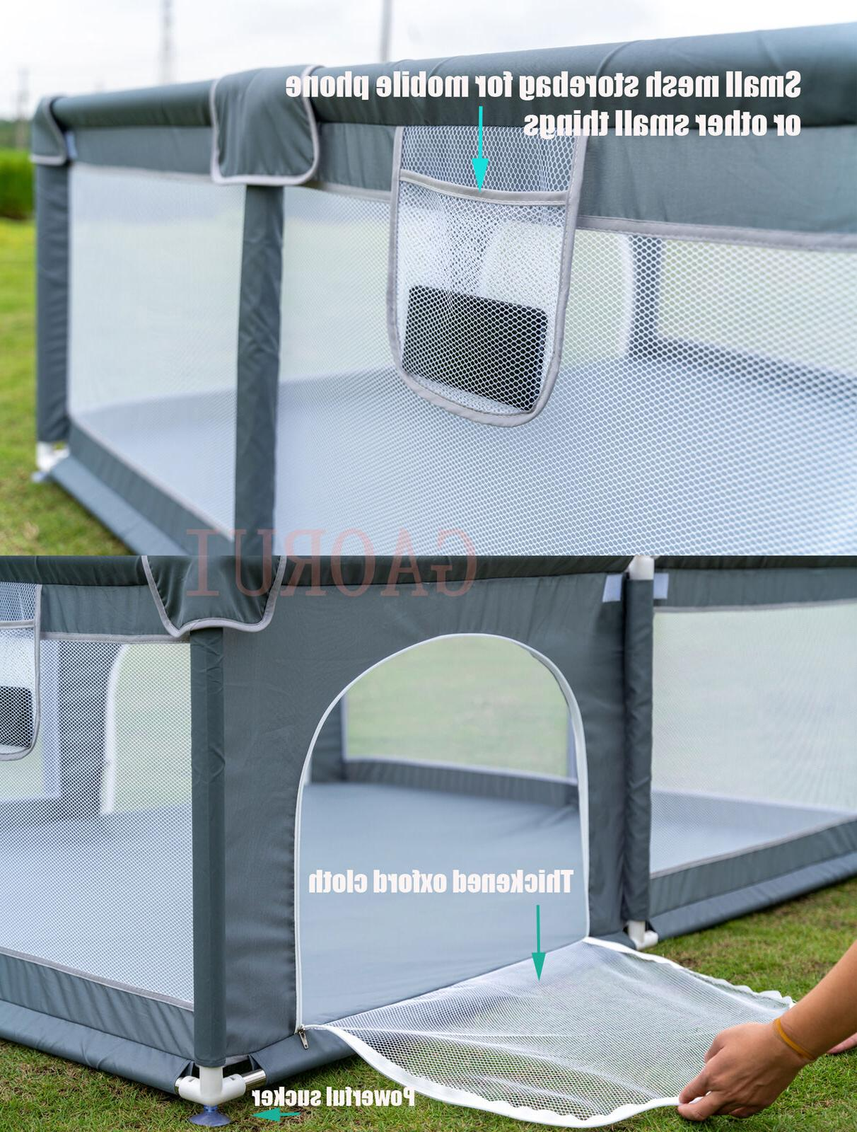 Baby Safety Yard Kid Foldable Outdoor