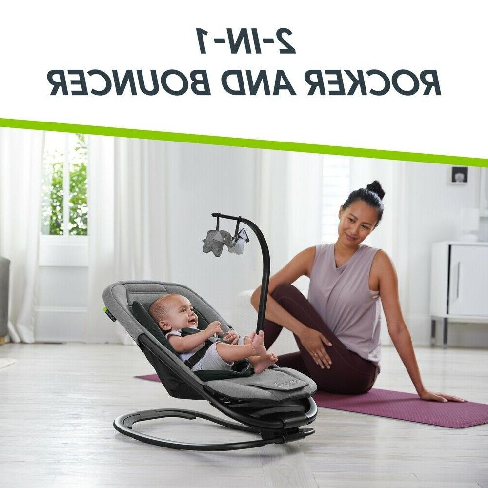 Baby Jogger City 2-in-1 Infant Rocker &