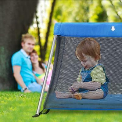Lightweight Portable Play Yard with Comfortable