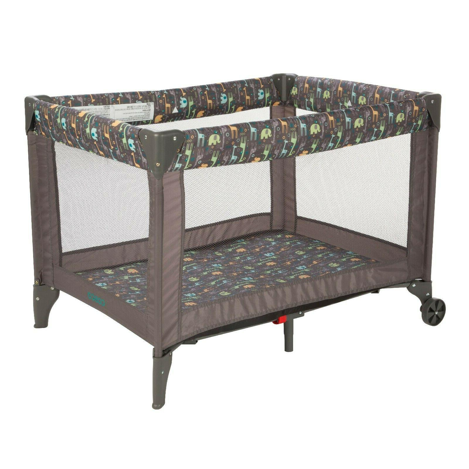 CRIB PLAYPEN Kid Portable Travel Bassinet
