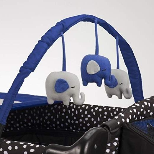 Deluxe Baby Travel Cot Carry Bag