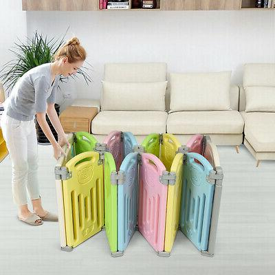 Foldable Baby Panel Activity Safety Play Yard