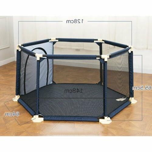 folding portable playpen baby play yard