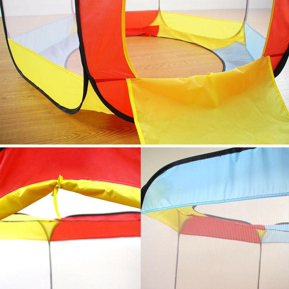 Folding Portable Play Tent Travel Outdoor Safe