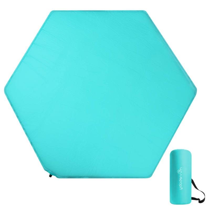 hexagon playpen mattress compatible with regalo play