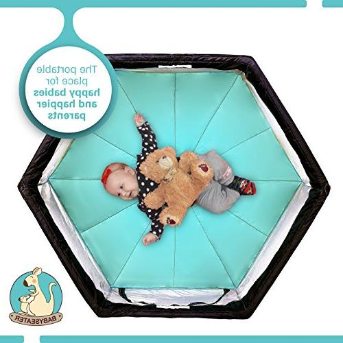Pack Play Infants Babies Lightweight Baby with Hand
