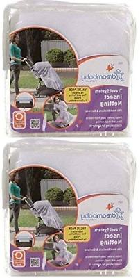 Dreambaby Insect Bug Netting for Strollers, Play Yards, Carr