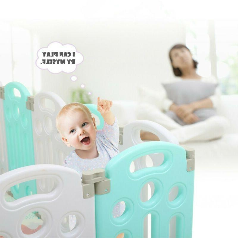 Kids Baby Panel Center Play Home US