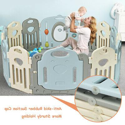 Kids Baby Panel Center Play Home