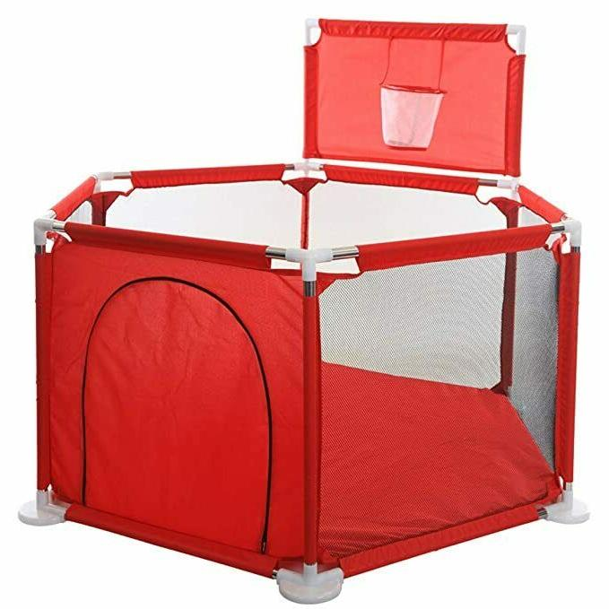Kids Baby Playpen Play Foldable Outdoor