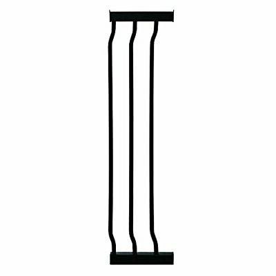 liberty gate extension 7 inch black 7