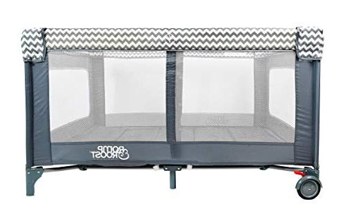luxe oversized playard
