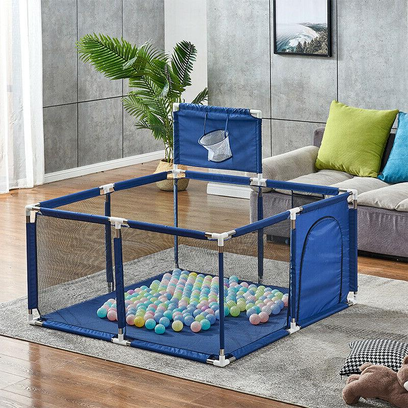 new children playpen fence nets playing area