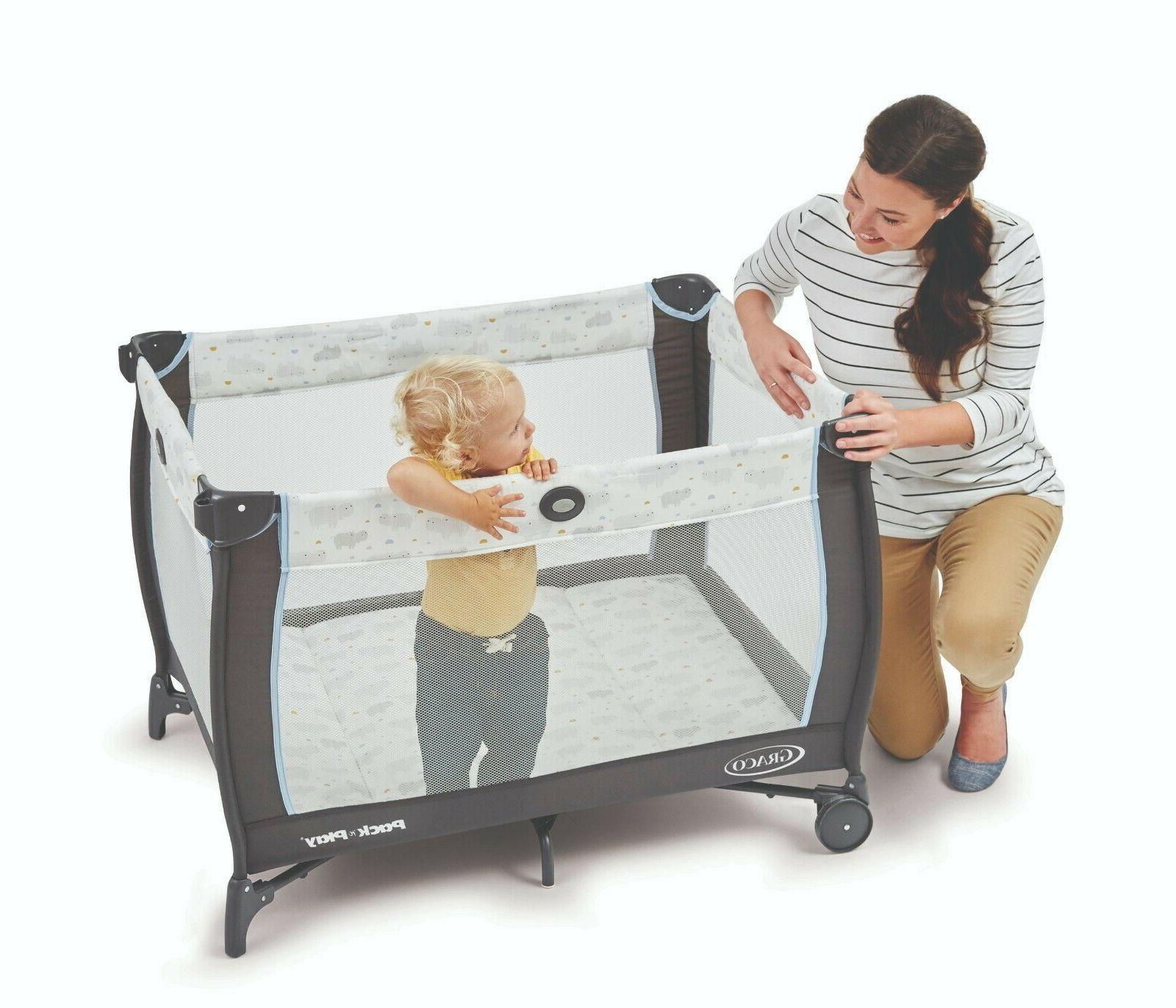 Pack Play Anywhere Dreamer Yard Bassinet,