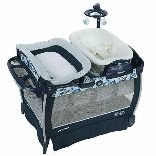 Graco Pack Nearby Napper Playard, Playpen Changer