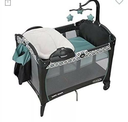 Graco-3 In pack play Pad &