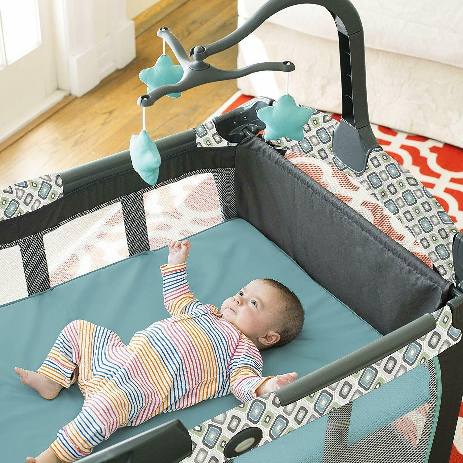 Graco Pack Portable Napper and Playard,