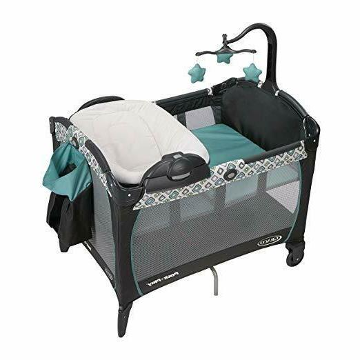 pack n play portable napper and changer