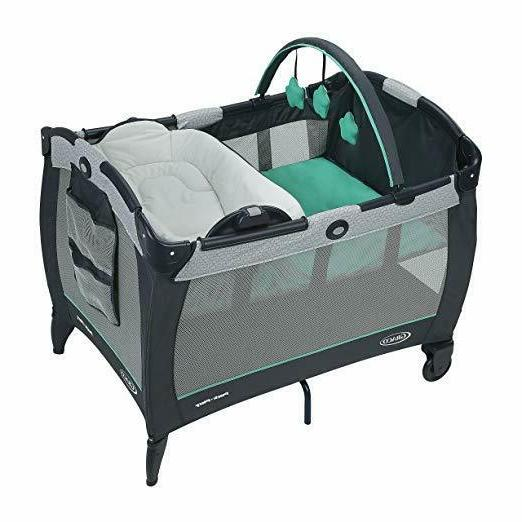 pack n play reversible napper and changer