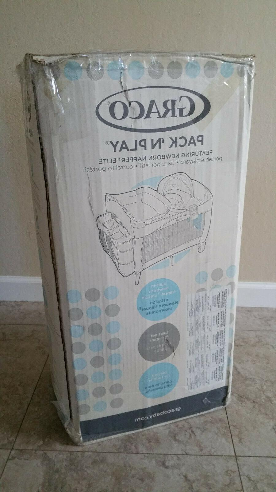 Graco Pack with Newborn Suitable For Infant Vance