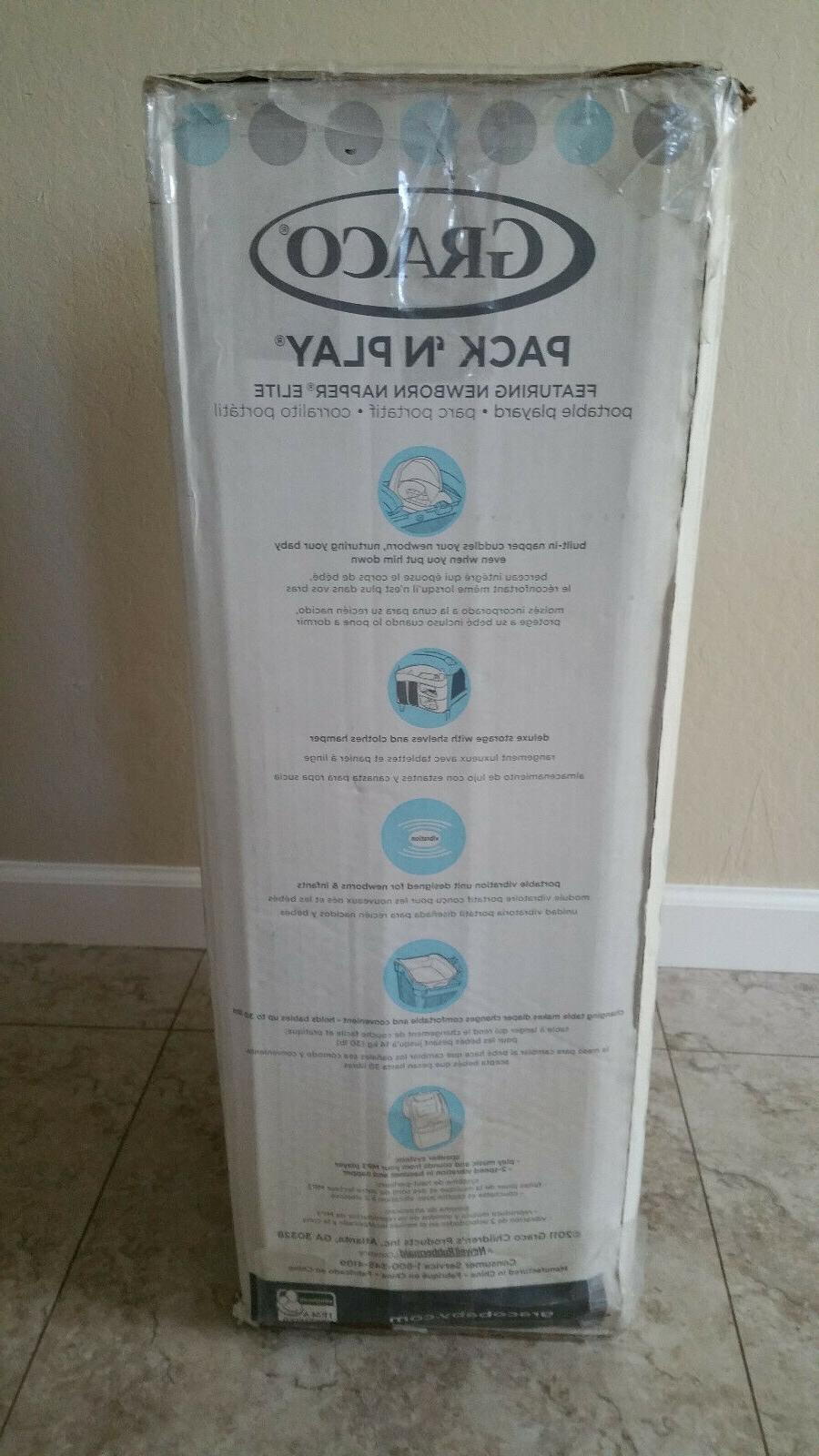 Graco Pack Play with Newborn Suitable For Infant Vance