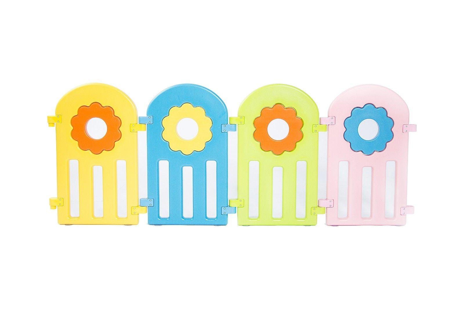 Plastic Baby 14 Panels Activity Center Play Yard