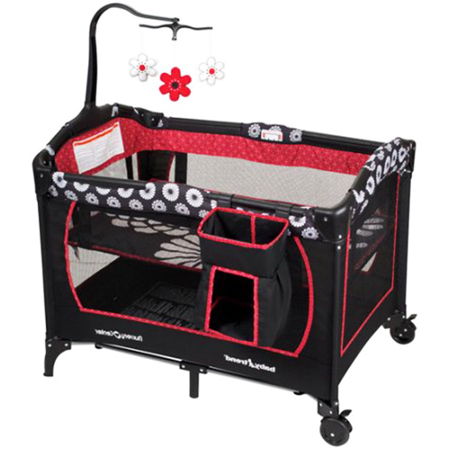 Baby Play Yard Portable Playpen Babysuite Playard Infant Cri