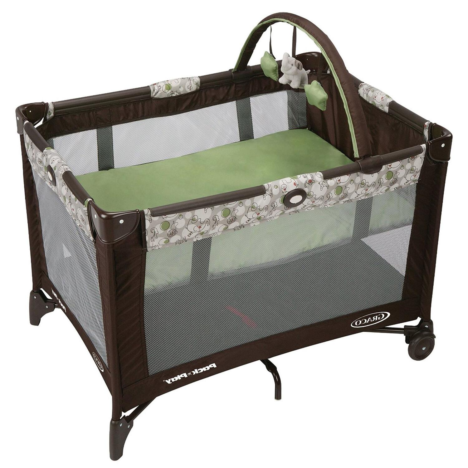 Baby Playard Babysuite Playpen Infant Play Yard Portable Cri