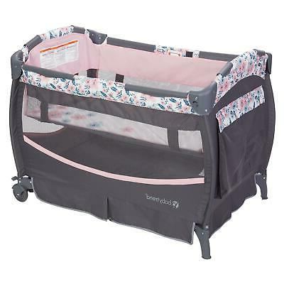 Portable Baby & Changer Pack Trend Deluxe Center