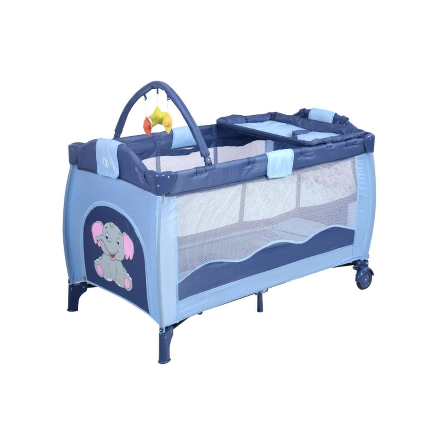 portable baby playard 3 in 1 foldable