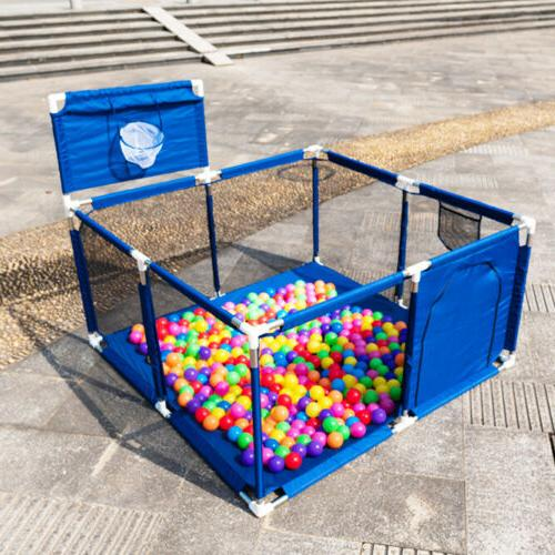 Portable Safety Yard Activity Center Toddler Indoor Outdoor