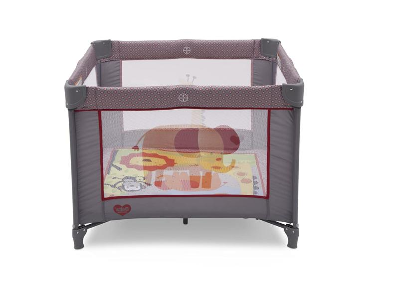 "Portable Napper Baby 36"" X Safari Play Pen Foldable NEW"