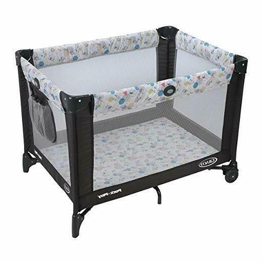 pack n play portable playard carnival