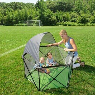Portable Canopy Summer Infant N Play Up