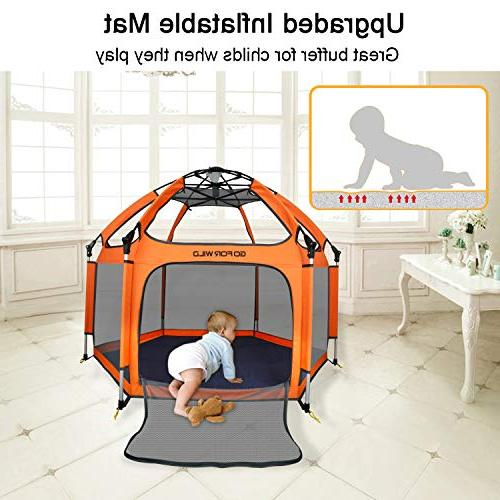 Portable Safety and Insect Proof Anti for Outdoor GOFORWILD