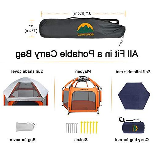 Portable Safety and Insect Anti UV Outdoor GOFORWILD
