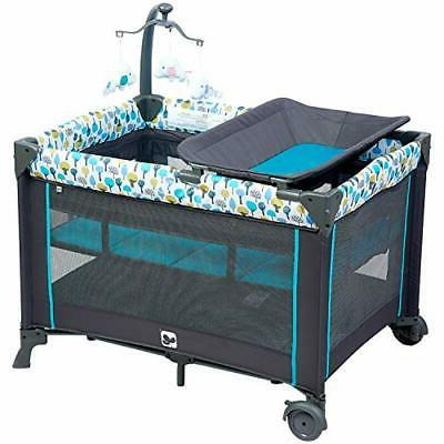 portable playard sturdy play yard with comfortable