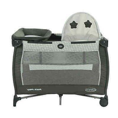 Chicco Lullaby Playard Portable Baby Playpen Bassinet, Chang