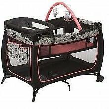 Safety 1st Safe Stages Play Yard with Bassinet and Changing